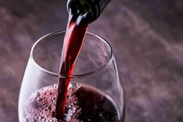 Beber vino tinto con moderación sería bueno para los intestinos