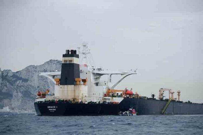 Cómo el petrolero iraní está burlando las sanciones de Trump