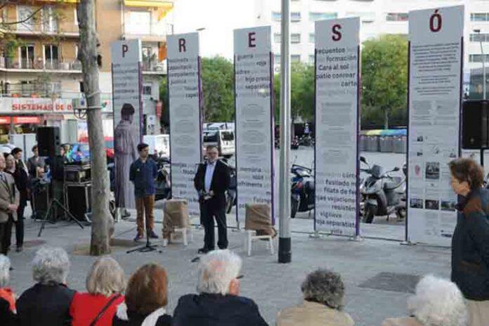 Comienzan las obras del monumento en la cárcel de mujeres de Les Corts