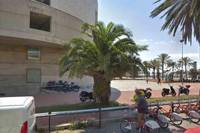Detenido el ladrón de un reloj de lujo en Sant Martí