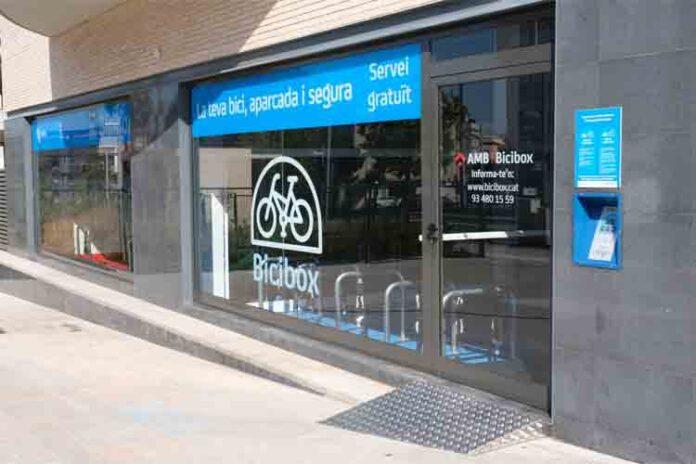 El AMB pone en marcha un local en Sant Joan Despí para aparcar bicis