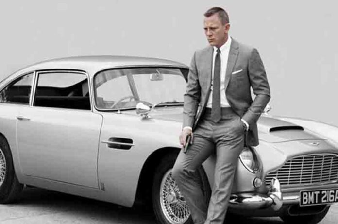 El Aston Martin DB5 de James Bond vendido por 5,7 millones