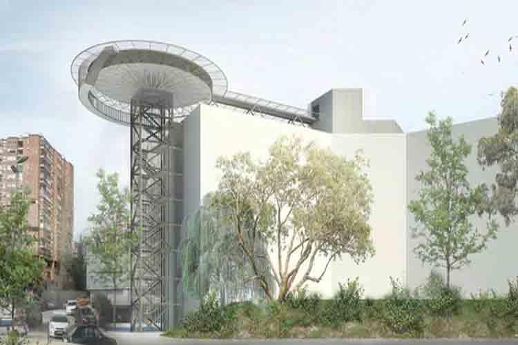 El Hospital Vall d'Hebron inaugurará un nuevo helipuerto en 2020