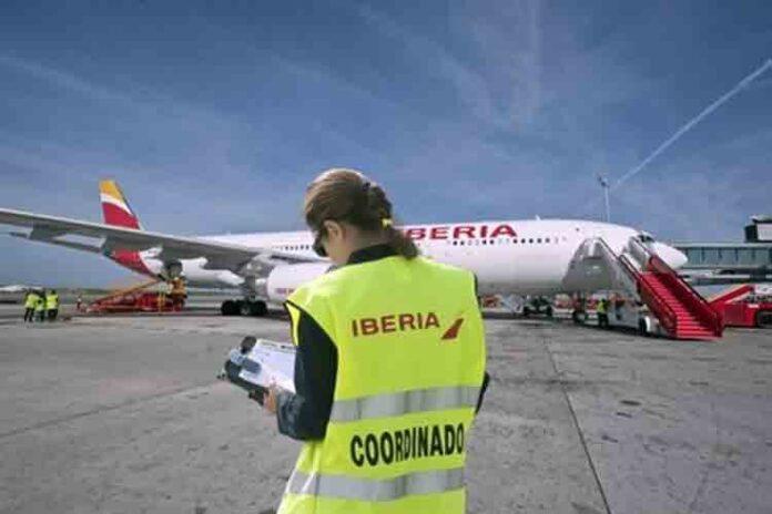 El personal de tierra de Iberia mantiene huelgas para este fin de semana