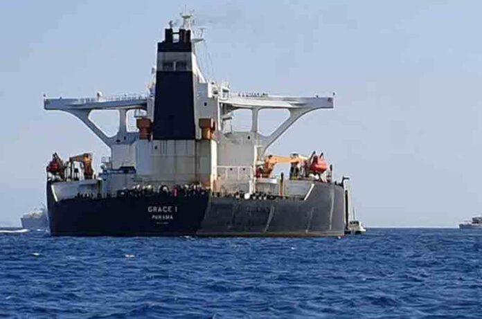 El petrolero iraní está listo para abandonar Gilbraltar