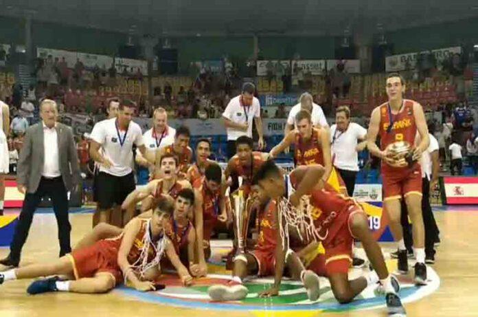 España campeona del Europeo Sub-16 de Basket