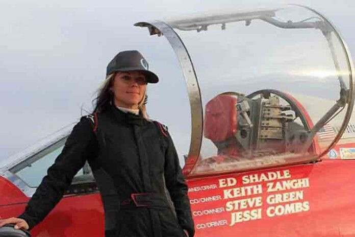 Jessi Combs fallece en una carrera de Land Speed ​​Racing