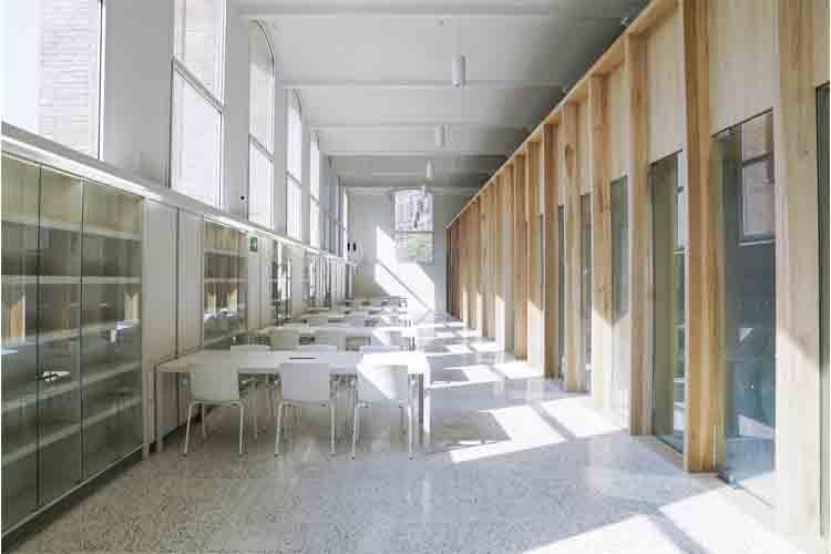 La Escuela de Medios Audiovisuales de Barcelona se traslada a Can Batlló