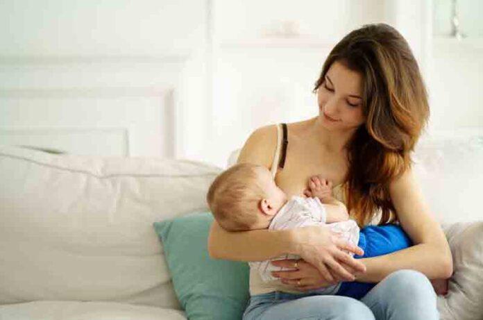 La lactancia materna es la forma más natural de alimentar a su bebé