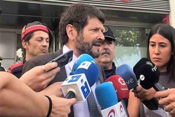 Macrooperativo policial contra el top manta en Barcelona