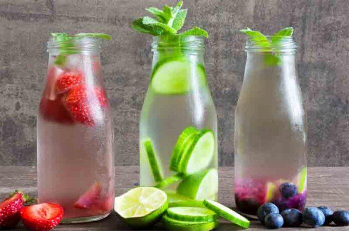 Maneras divertidas de mantenerse hidratado este verano