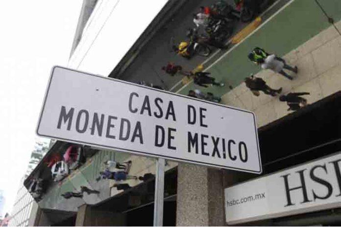 Robo millonario en la Casa de la Moneda de México