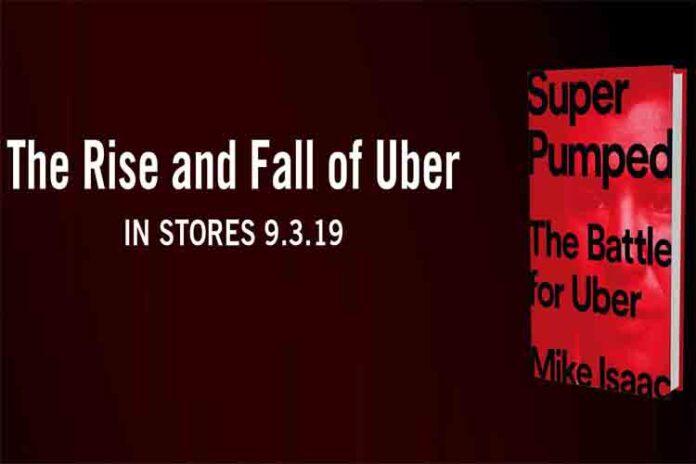 El libro sobre Uber de Mike Isaac que destapa el piramidal