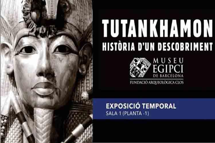 Tutankhamón, historia de un descubrimiento