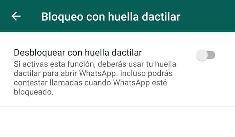 WhatsApp agrega una nueva medida de seguridad para chats