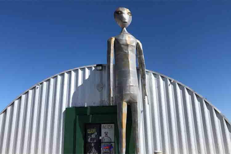 Área 51: tal vez la fiesta de ovnis más grande de la Tierra
