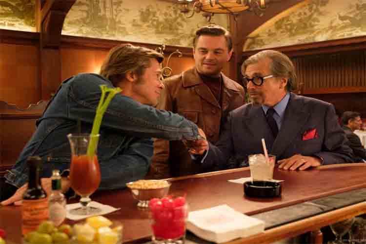 Tarantino hará una miniserie extendida de 'Érase una vez en Hollywood