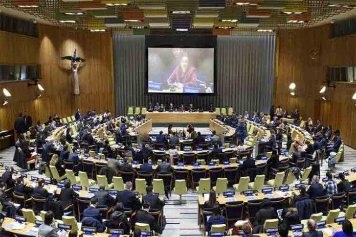 Ada Colau preside en Nueva York la cumbre mundial por la emergencia climática
