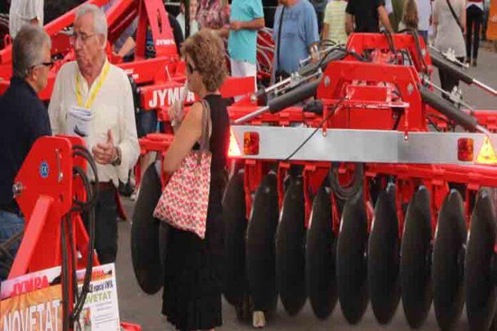 Bielorrusia debuta en la feria agrícola en Lleida