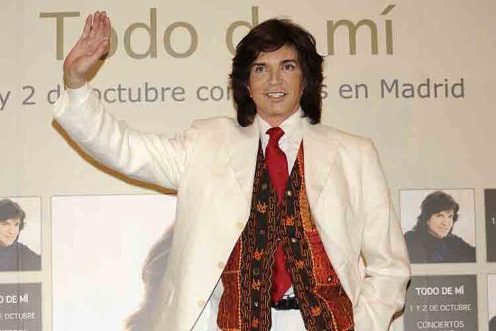 Camilo Sesto, el icono de la canción melódica en todo el mundo
