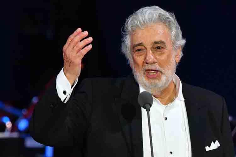 Canceladas las actuaciones de Plácido Domingo en el Metropolitan Opera