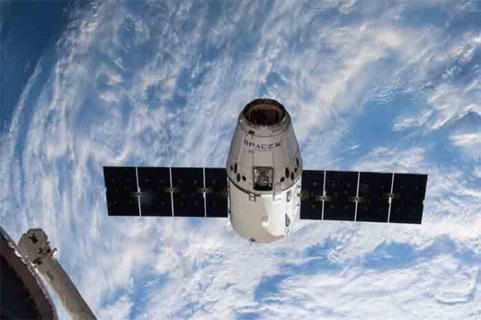 Casi colisionan los satélites ESA y SpaceX