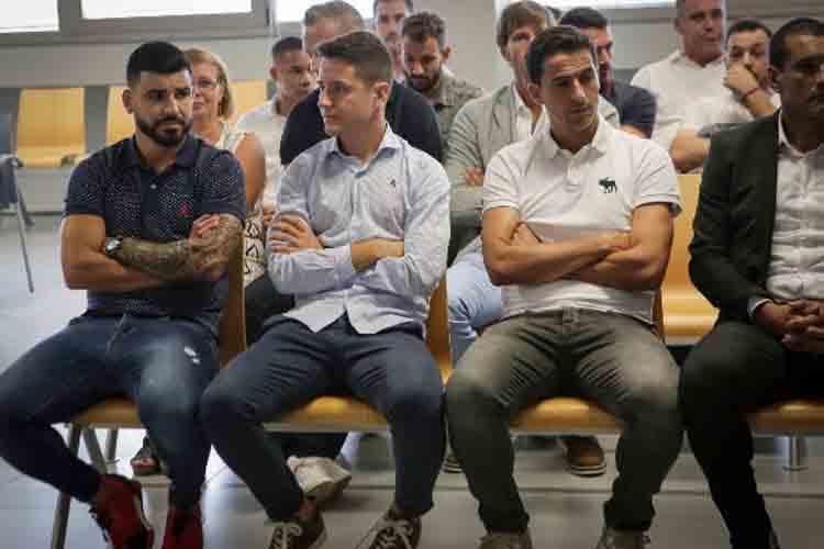Comienza el primer juicio en Valencia por los amaños del fútbol