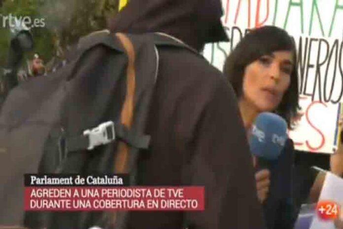 Condena unánime por las agresiones a periodistas en La Diada