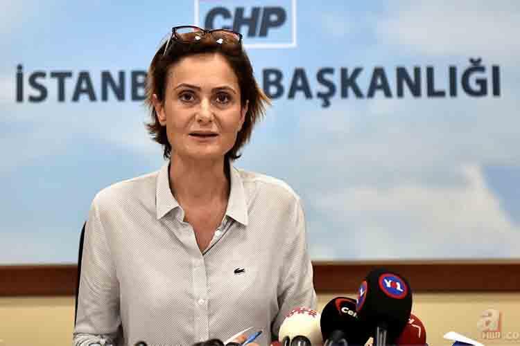 Condenada a 9 años de prisión por difamar a Erdogan