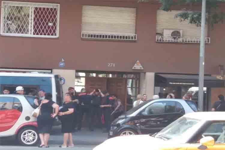 Continúa la operación antidroga en la Zona Franca de Barcelona