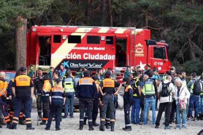 Decenas de voluntarios buscan a Blanca Fernández Ochoa