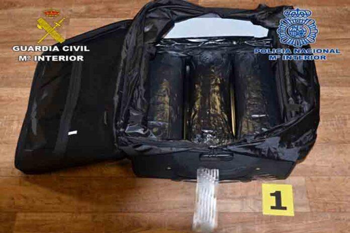 Desarticuladas en Barcelona dos organizaciones dedicadas al tráfico internacional de heroína