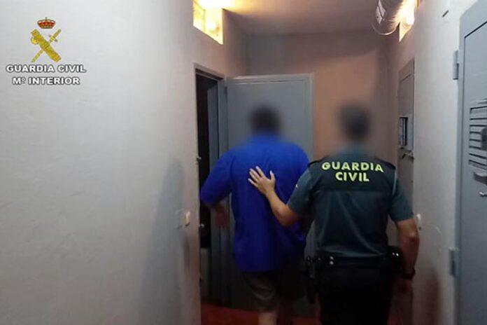 Detenido en Madrid un peruano acusado de violar a su hija durante al menos 4 años