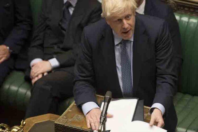 El Parlamento británico bloquea el Brexit sin acuerdo de Boris Johnson