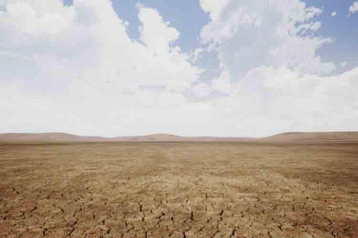 El cambio climático puede reducir la capacidad del suelo para absorber agua