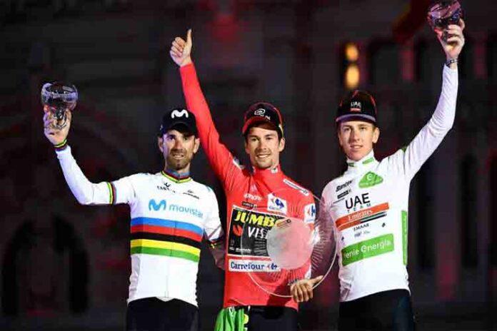 El cambio del ciclismo en exhibición en la Vuelta salvaje