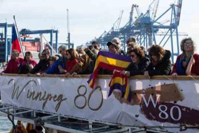 El exilio español a Chile en la posguerra, recreado en Valparaíso