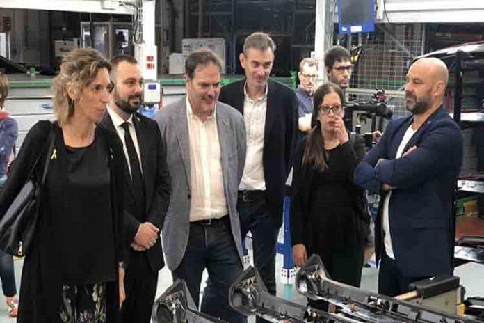 El ministro Chacón preside el 60 aniversario de la planta de SMP de la India en Catalunya