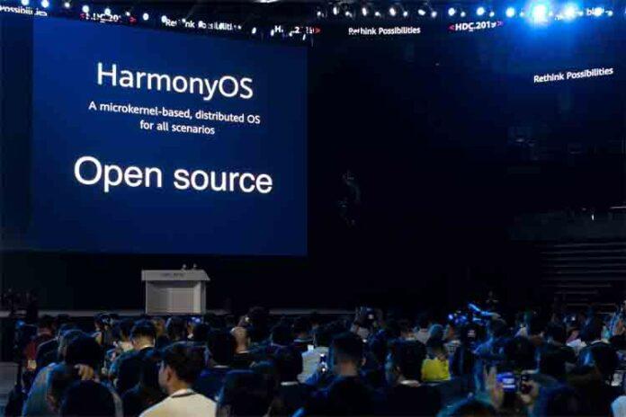 El plan B de Huawei sin Google: HarmonyOS