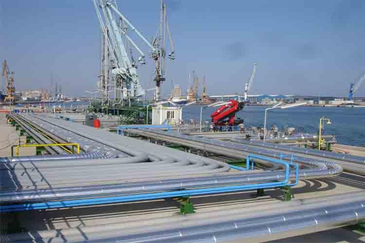 El puerto de Tarragona reduce un 34% las emisiones de CO2 de los aparcamientos