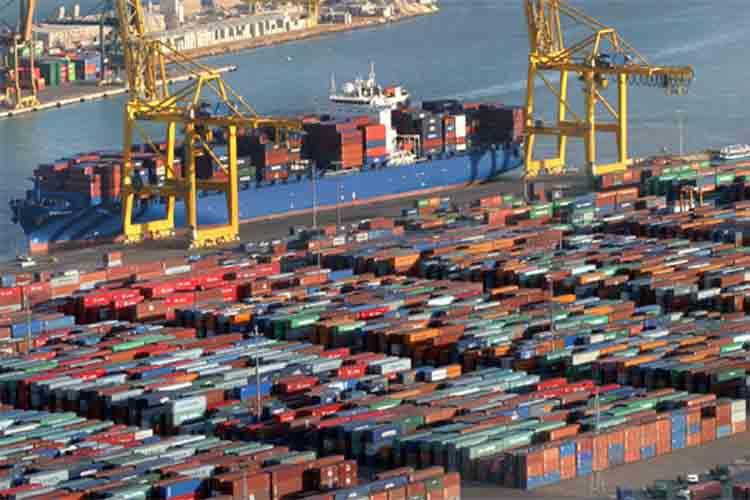 El tráfico de contenedores del Port de Barcelona aumenta un 1,3%