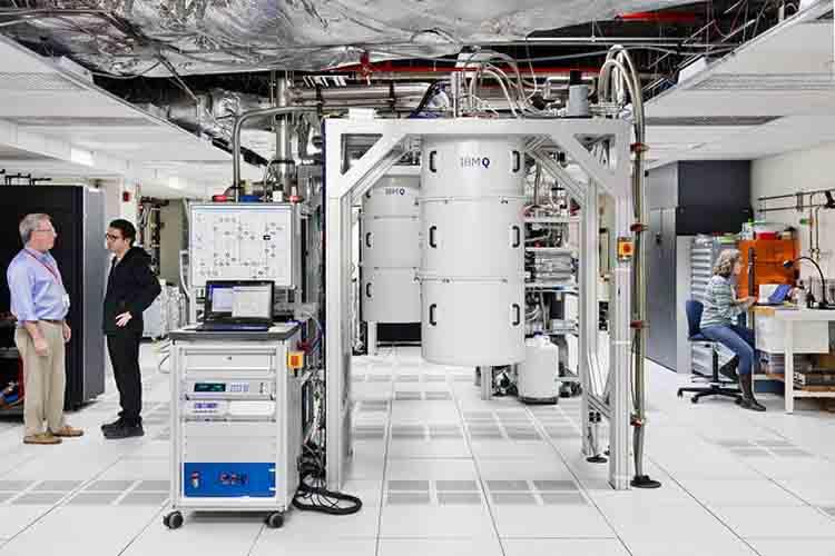 IBM presenta la computadora cuántica más potente hasta ahora