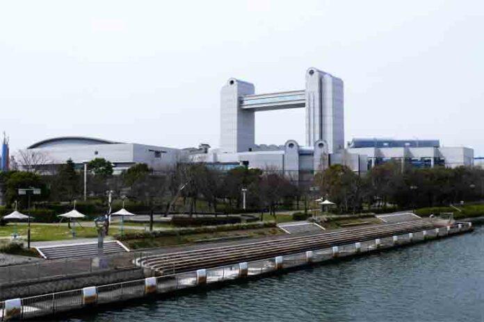 Inauguración del Centro de Convenciones más moderno de Japón