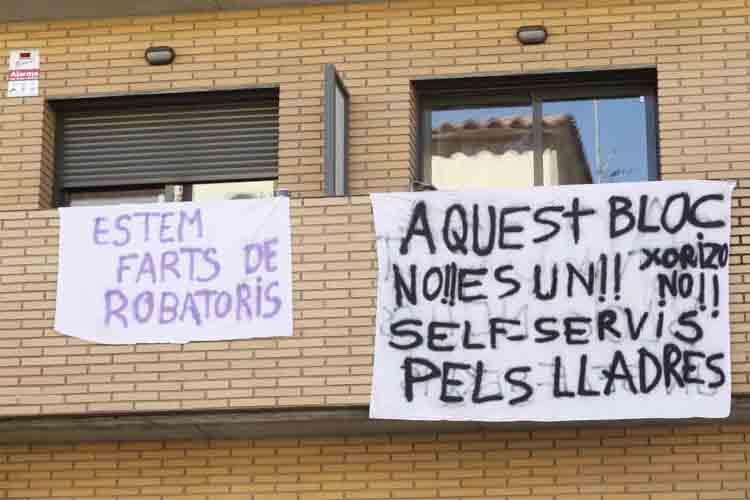 Ingresan en prisión 3 hombres por robar en 5 domicilios de Barcelona el mismo día