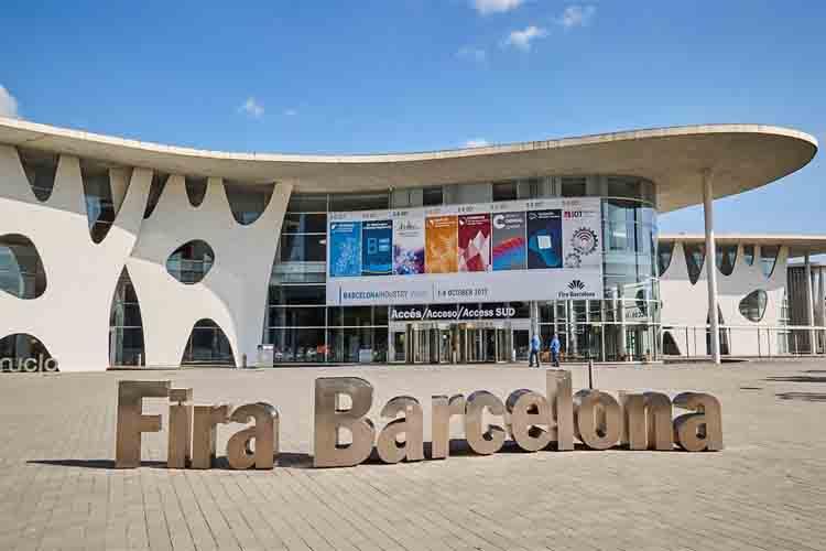 La Fira de Barcelona, líder mundial de eventos
