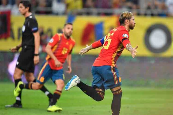 La selección española rompe la maldición rumana (1-2)