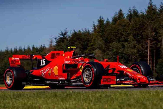 GP de Bélgica: Lecrerc sujeta a Hamilton y consigue su primera victoria