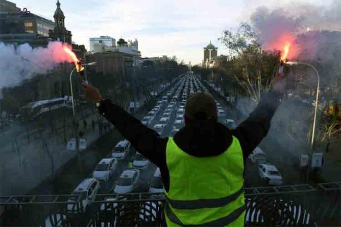 Los Oasis de Uber y Cabify en España