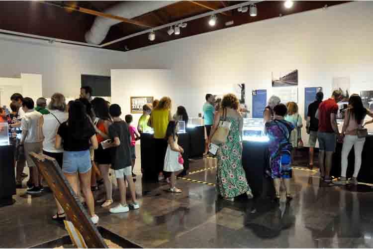 Más de 20.000 personas han visitado la exposición del Titanic en Alicante