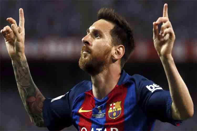 Messi, crítico con la junta directiva del Barça